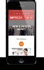 site responsive iphone