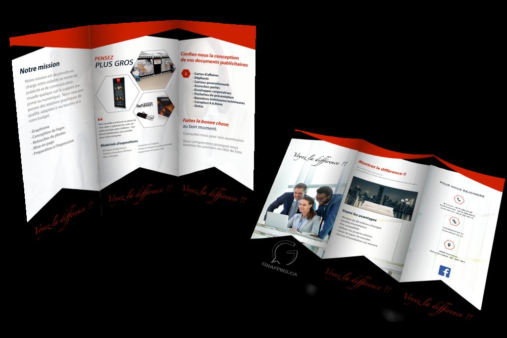 Graffiks - Brochure