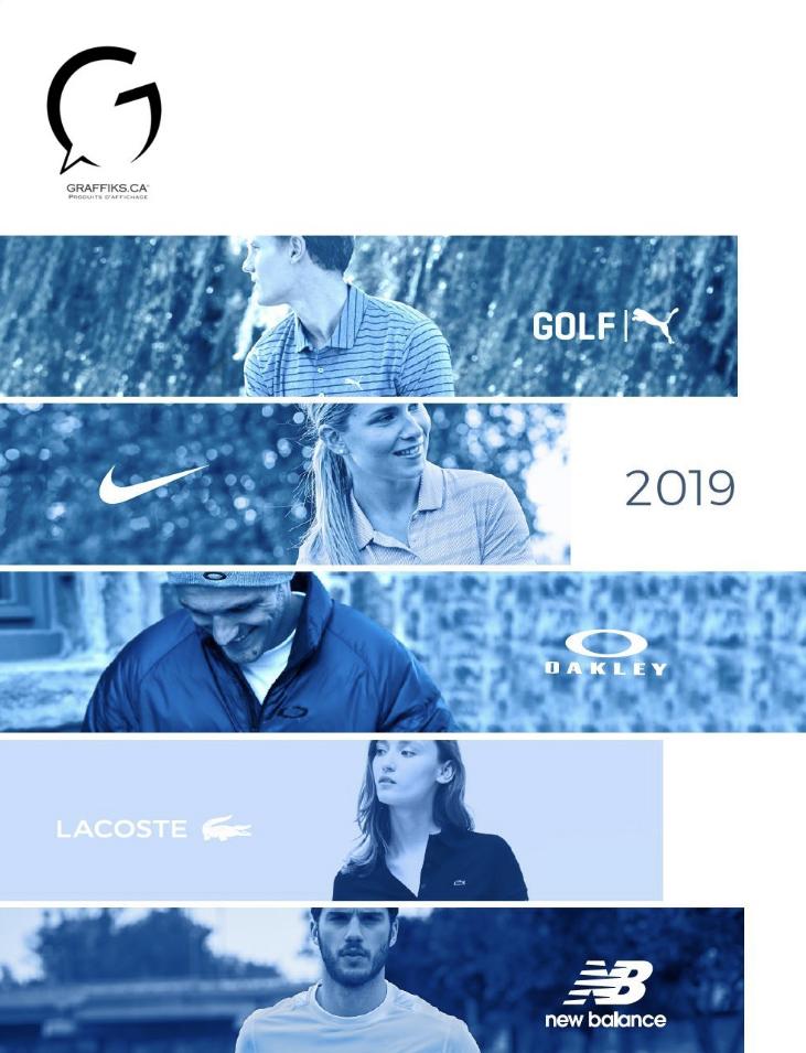 Graffiks - Produits grandes marques 2019