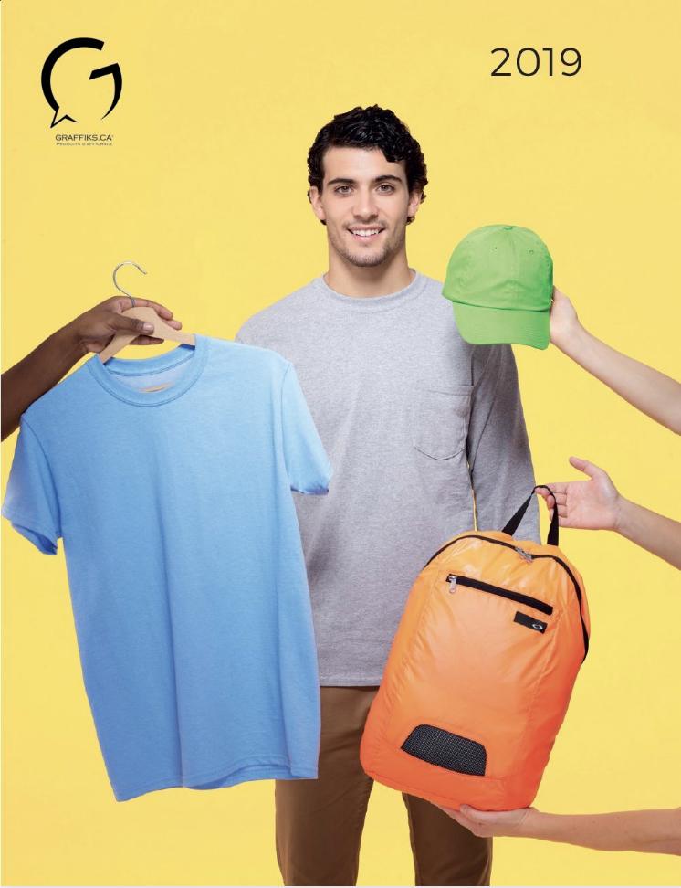 Graffiks - catalogue accessoires 2019