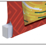 Bannière FLEX, affichage, enseigne