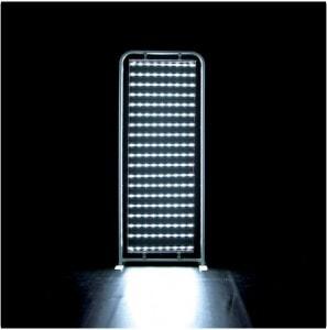 lightbox_stand, rétroéclairé
